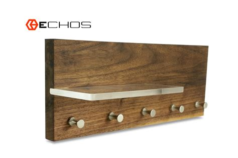 Modern Key Holders For The Wall by Modern Wooden Wall Key Holder Acrylic Stand Www Echosusa