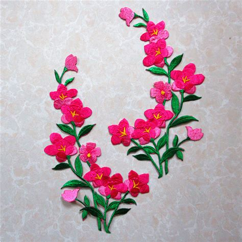 Patch Flower by Buy Wholesale Applique Embroidery Flower Patches