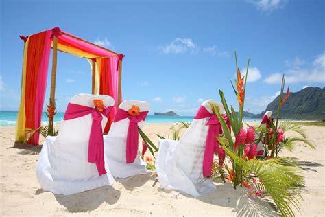 Hawaiian Wedding Decorations by Hawaiian Decoration For Wedding Weddings On The