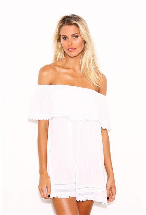 catarina dress white accessories