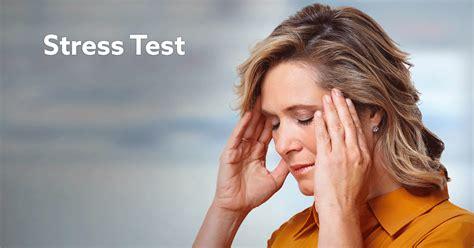 stress test stress test self quiz anxietycentre