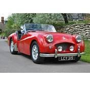 1954 TRIUMPH TR2 CHASSIS UP REBUILD UK CAR PRE TR3 TR4 TR5 TR6