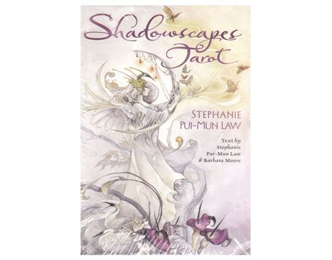 shadowscapes tarot 78 card shadowscapes tarot deck 78 cards by stephanie pui mun law llewellyn ebay