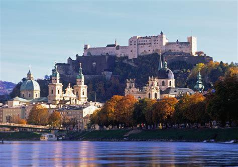 Salzburg   Town in Austria   Thousand Wonders