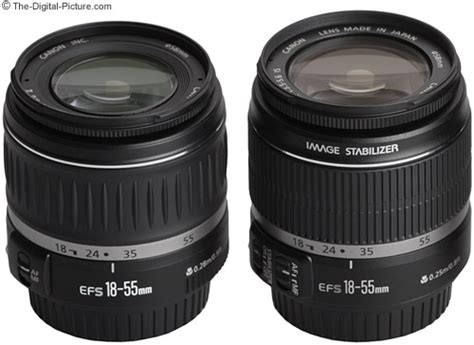 Lensa Canon Zoom Lens Ef S 18 55mm canon ef s 18 55mm f 3 5 5 6 is lens review
