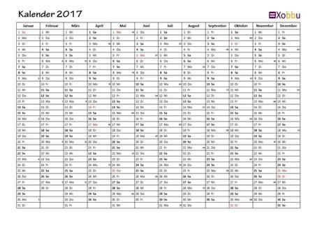 Kalender 2017 Zum Ausdrucken 220 Ber 1 000 Ideen Zu Jahreskalender Auf