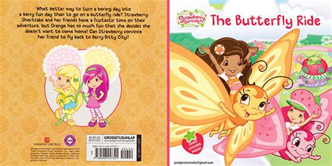 tales of the renegade the golden strawberry books strawberry shortcake book on behance