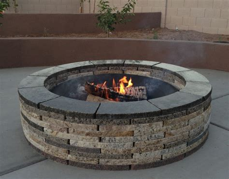 firepit rings pits ring