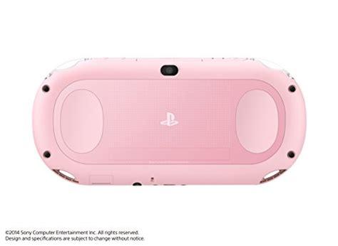 L48 Light Pink Import Playstation Vita Pch 2000 Za19 Wi Fi Light Pink White