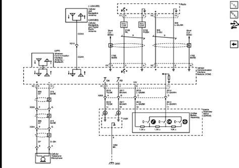 2014 gmc radio speaker diagram autos post