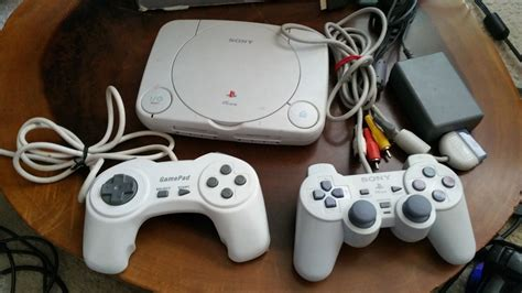 ps1 console works great playstation 1 ps1 slim console bundle with