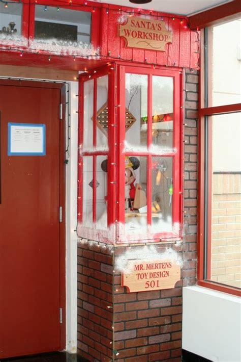 annual door decorating contest   school  tooldad