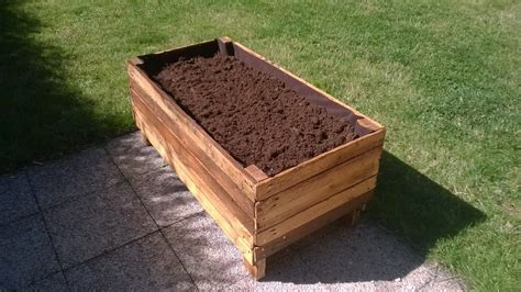 pallet planter 183 how to make a pallet planter 183 home diy
