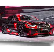 Audi Sport Develops Racing Version Of The RS3