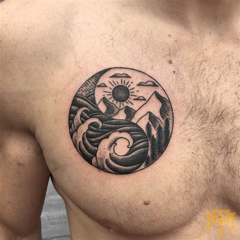 yin and yang tattoos yin yang by welman from trade