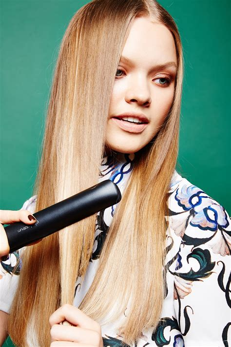 Hairstyle Iron by Flat Iron Hairstyle Ideas