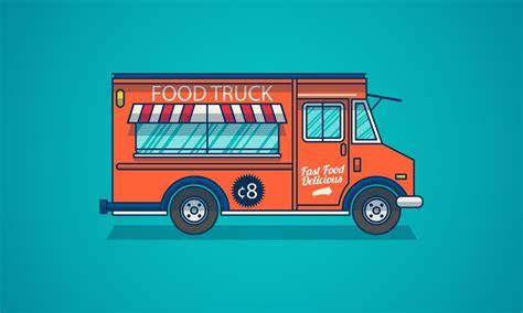 food truck design vector como montar um food truck o guia absolutamente completo