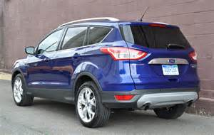 capsule review 2015 ford escape titanium the