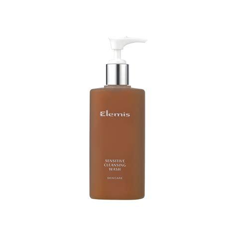 Elemis Spahome Detox Skin Brush by Elemis Sensitive Cleansing Wash 200ml Skin Care From