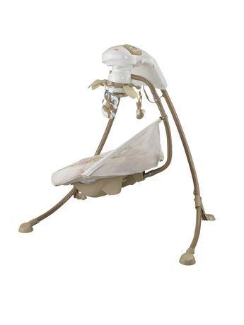 snugamonkey swing fisher price my little snugamonkey special edition cradle