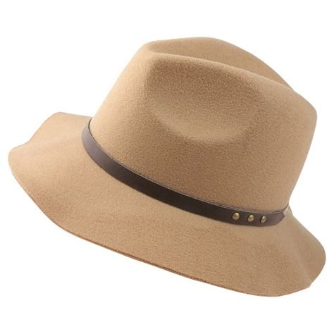 s fedora hat with brown sash target