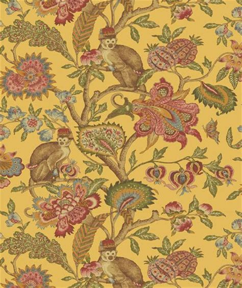 monkey wallpaper for walls ch181614 chatsworth wallpaper book by imperial totalwallcovering com