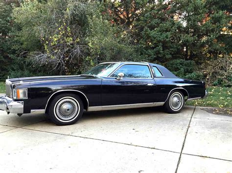 1978 chrysler cordoba for sale classiccars cc 738561