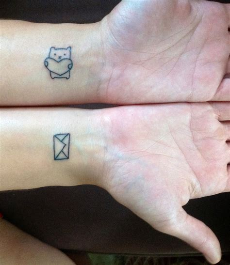 envelope tattoo my spontaneous wrist tattoos envelope and