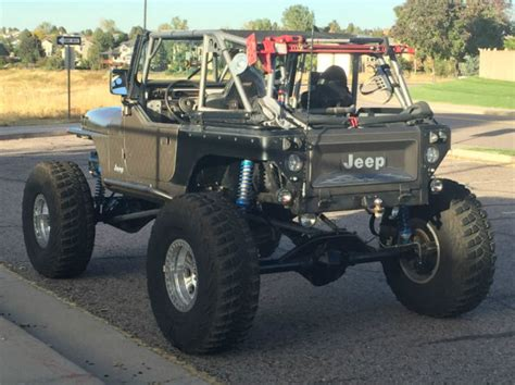 1990 Jeep Wrangler Yj Rock Crawler Buggy 6 0l Lq9 Atlas