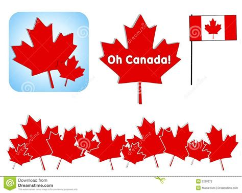 Oh Canada The For And - oh canada day clip stock illustration image of