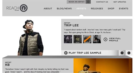 Website Records Billboard Awards Nominate Lecrae For Top Christian Album For 2013