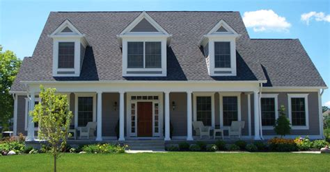 cape code house what are the best window styles for a cape cod home