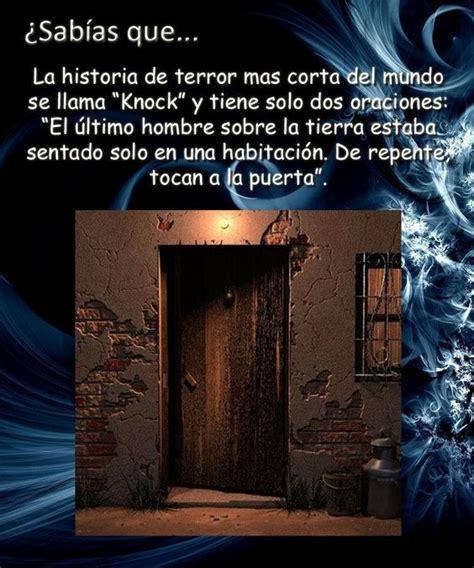 la historia de terror corta mundo lov3 - Historia Corta De Miedo