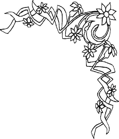 imagenes de flores hermosas para imprimir dibujo de flores para colorear e imprimir en hermosas