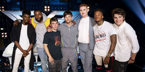 louis tomlinson x factor group here are all the x factor acts who ve made it through to