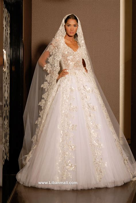 Wedding Dresses Lebanon by Wedding Dresses Lebanese Designers Wedding Ideas