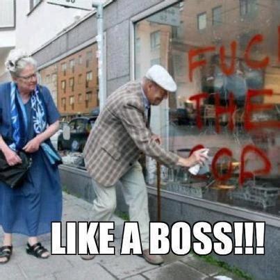 Meme Like - like a boss