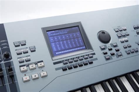 Keyboard Yamaha Motif Xs8 Yamaha Motif Xs8 Keyboard Workstation At Gear4music