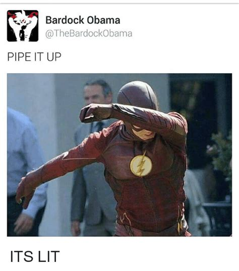 Lit Meme - bardock obama bardock obama pipe it up its lit funny