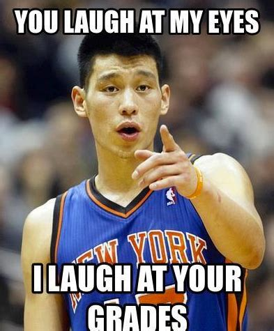 Jeremy Lin Meme - memesnba socio cultural issues through memes