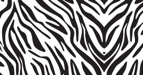 zebra pattern template for cakes zebra print pattern vector silhouette designs projects