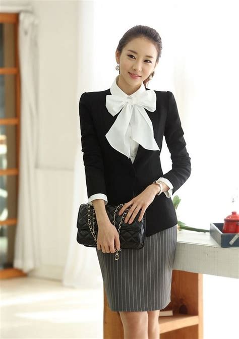 office fashion ladies pinterest 36 best korean office lady style images on pinterest