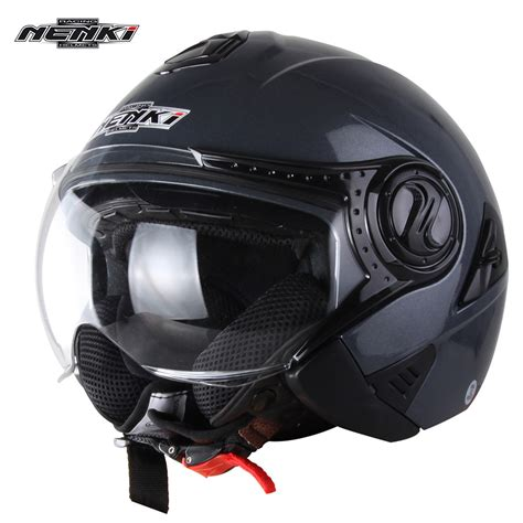 open face motocross helmet aliexpress com buy nenki pilot open face motorcycle