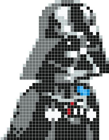 wars pixel templates 17 best images about wars knits on darth