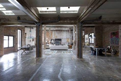 industrial loft design industrial loft from an old printing press by minim