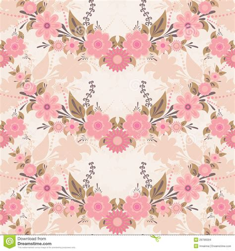 vintage style floral background with pink blooms royalty pink vintage flower backgrounds hd patterns prints