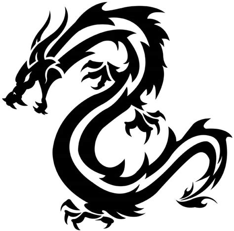 tribal dragon by xtremeyamazaki on deviantart