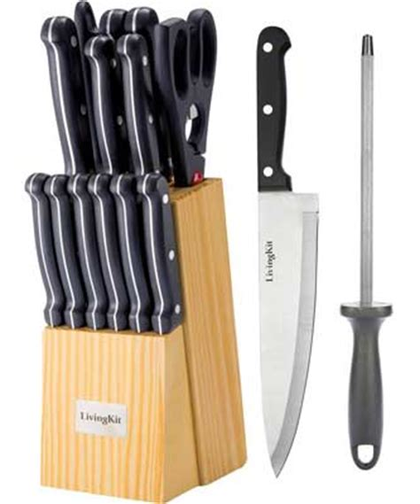 top 10 best kitchen knife sets to buy in 2018 buying guide