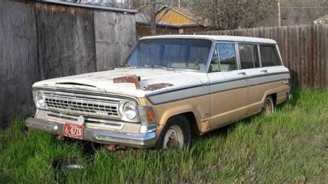 1971 jeep wagoneer 1971 jeep wagoneer for sale sj usa classifieds
