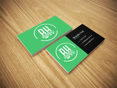 Free Psd Business Card Mockup Templates by 15 Business Card Mockup Free Psd Images Free Business